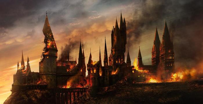 Почему Гарри Поттер — не детская книга Гарри Поттер, Книги, Разбор книги, Длиннопост
