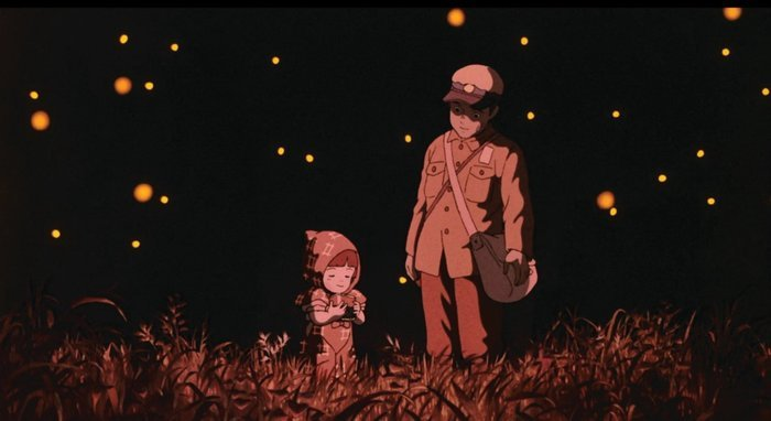 «Могила светлячков»: спустя 30 лет на постере обнаружили скрытое послание Аниме, Studio Ghibli, Могила светлячков, Пасхальные яйца, Исао Такахата