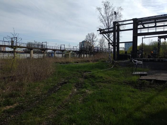 Заброшенное мазутное хозяйство (хдтм) Заброшенное, ТЭЦ, Длиннопост