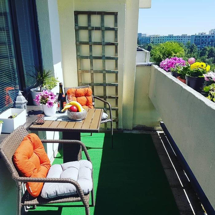 """Кафе """"10 этаж"""" Балкон, Лето, Переделка, Дом, Длиннопост"""
