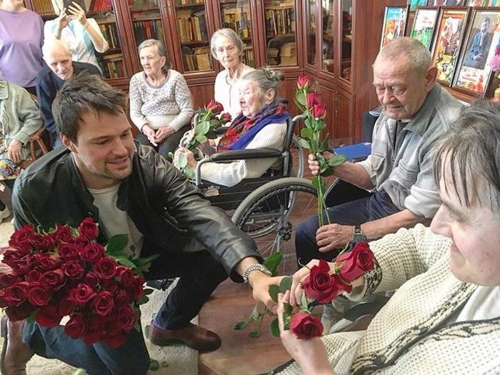Дом престарелых и ебля пансион для пожилых в сочи