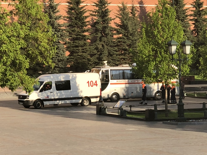 """""""Наша служба и опасна и трудна..."""" Мосгаз, Спецслужбы, Кремль, 9 мая"""