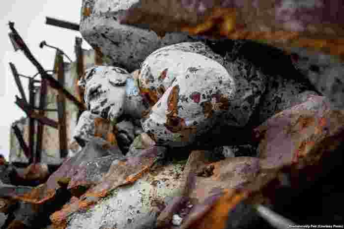 Саур-Могила - символ несломленного Донбасса. Донецк, Саур-Могила, Война, Донбасс, Ополчение, Фотография, Длиннопост, Украина