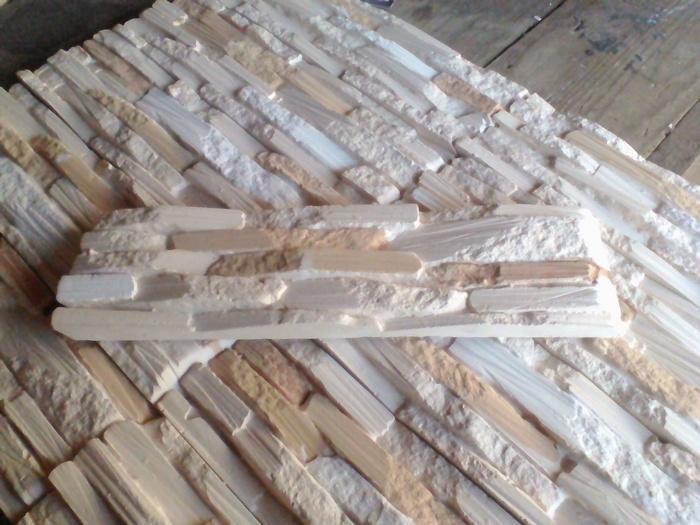 Форма из строительного силикона для декоративного камня своими руками Силиконовая форма, Крахмал, Длиннопост, Своими руками, Гипсовый камень