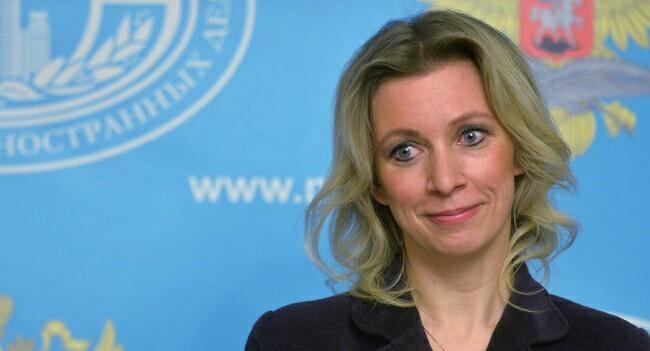 Украина обманула ООН. Политика, ООН, Мария захарова, Украина, Ложь, Зрада