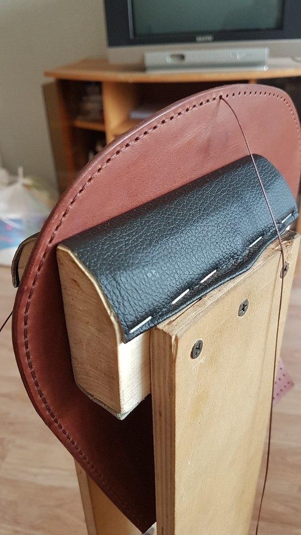 Женская сумочка. Реинкарнация. кожа, ручная работа, сумка, изделия из кожи, своими руками, длиннопост