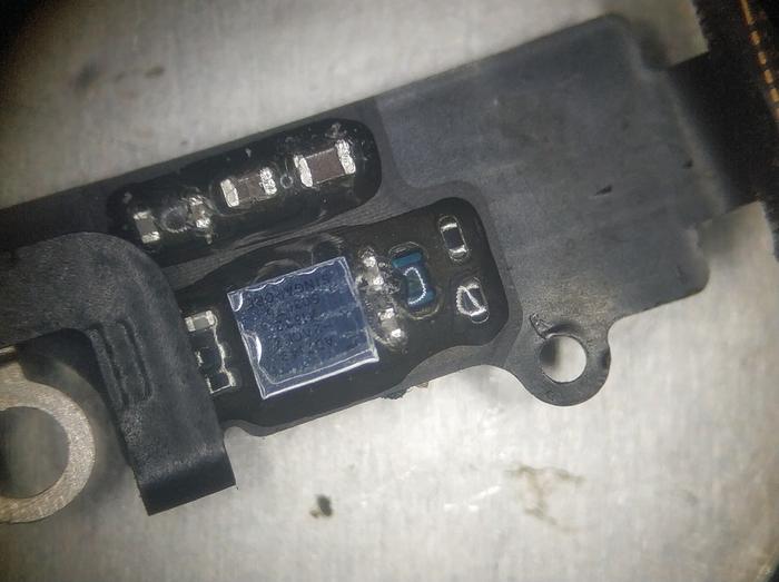 IPhone 7 Кнопка Home не работает, греется Iphone 7, Моё, Ремонт, Сервис, Восстановление, Сложно, Длиннопост