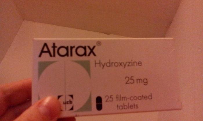 Отдам Атаракс бесплатно. [Информация неактуальна] Лекарства, Атаракс, Транквилизатор, Бесплатно!, Отдам лекарство, Даром