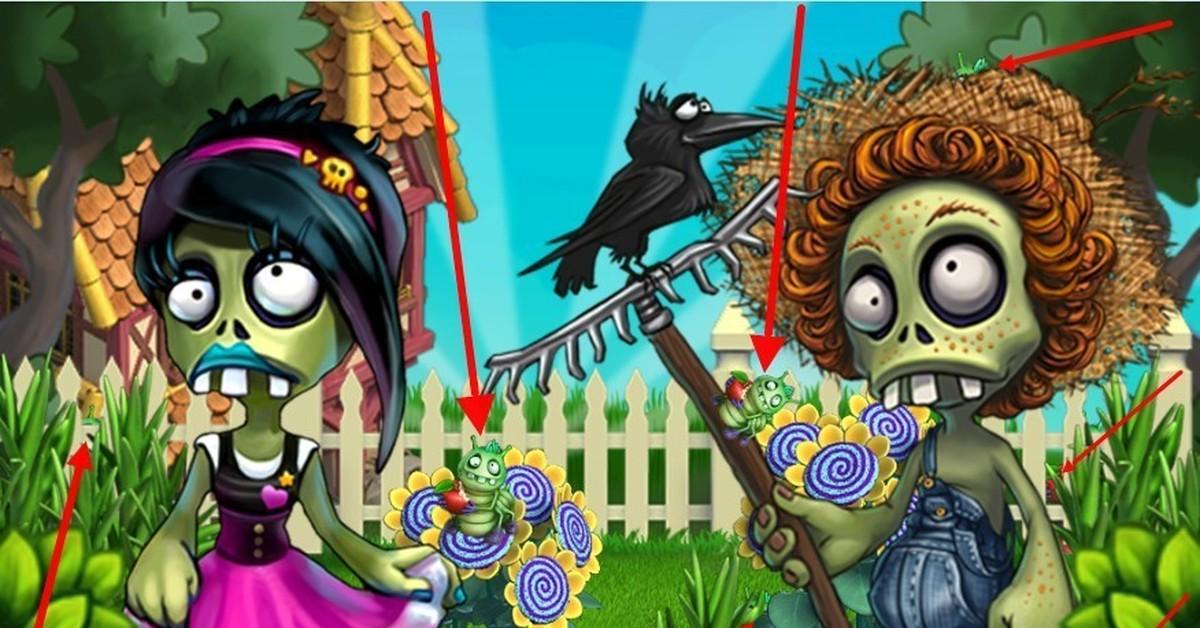 Картинка зомби мании