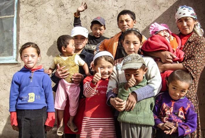 В России появится первое село для киргизов Россия, Кыргызстан, Село