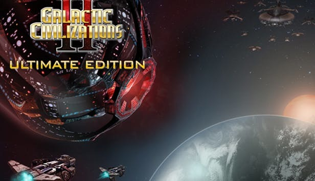 GALACTIC CIVILIZATIONS II: ULTIMATE EDITION(FREE) Халява, Steam, Humble Bundle, Galactic Civilizations, Steam халява