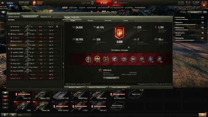 WOT-игра)))) World of Tanks, Игры, Длиннопост