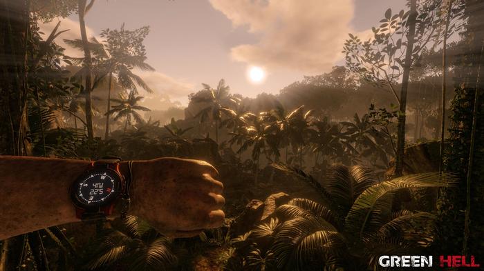 20 минут первого геймплея Green Hell от первого лица с выживанием... Green Hell, Выживание, Gameplay, Длиннопост