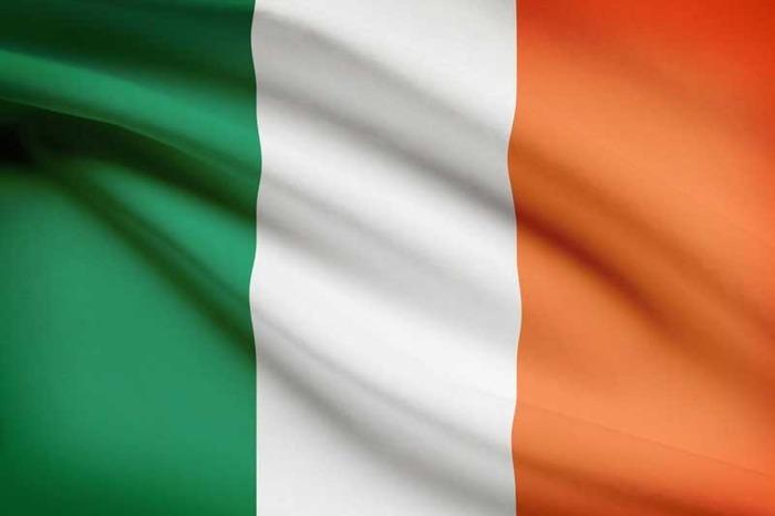 Ирландский мандарин Мандарины, Плесень, Флаг, Ирландия, Показалось