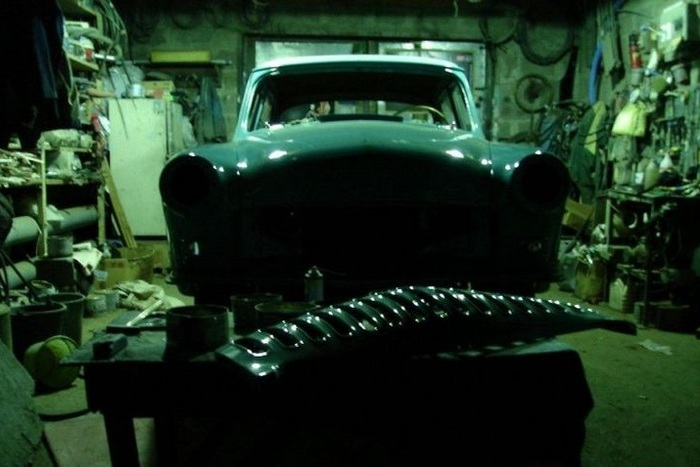 Восстановление ГАЗ-21 Газ-21, Реставрация, Восстановление, Авто, Длиннопост