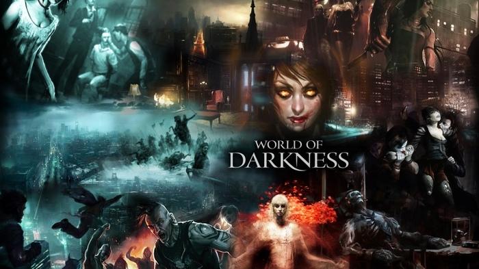 Vampire: the Masquerade не забыт CCP, World of Darkness, Vampire: the Masquerade