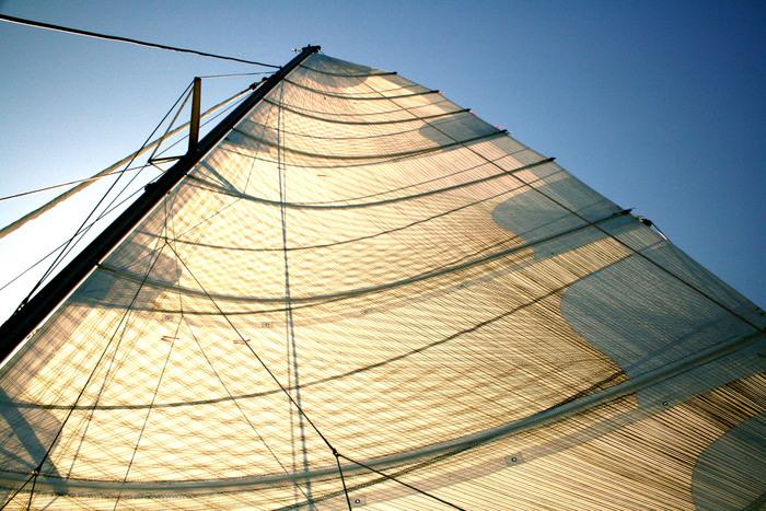 Как работает парус Парус, Море, Плавание, Судоходство, Как это работает, Длиннопост