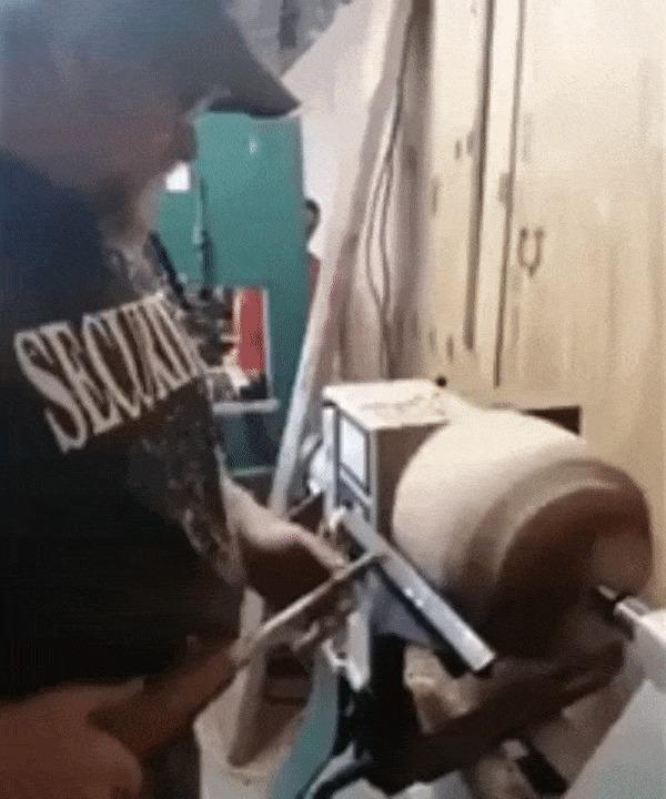 Как выточить головную боль на токарном станке