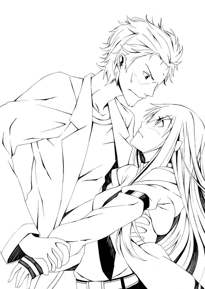 Rintaro & Kurisu