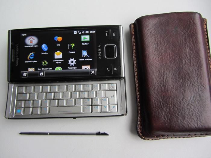 Недооцененный флагман, коммуникатор Sony Ericsson Xperia X2 Sony Ericsson, Windows Mobile, Xperia X2, КПК, Мобильные телефоны, Длиннопост