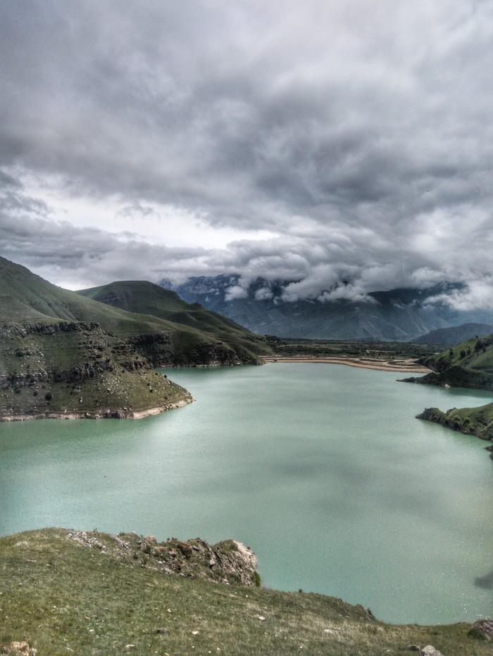 Озеро Гижгит Озеро, Приэльбрусье, Длиннопост