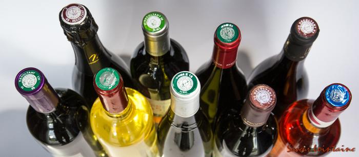 Колпачки на бутылках французских вин Франция, Вино, Этикетка, Интересное, Что это?, Длиннопост
