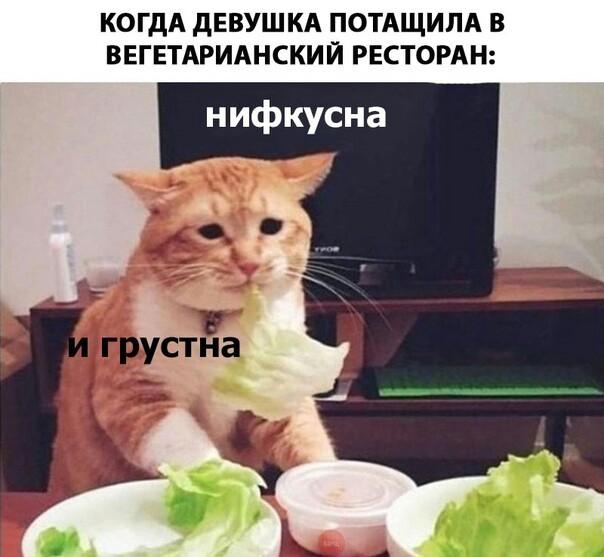 А ты голодный