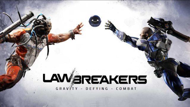 LawBreakers на ПК стала бесплатной LawBreakers, Игры, Steam