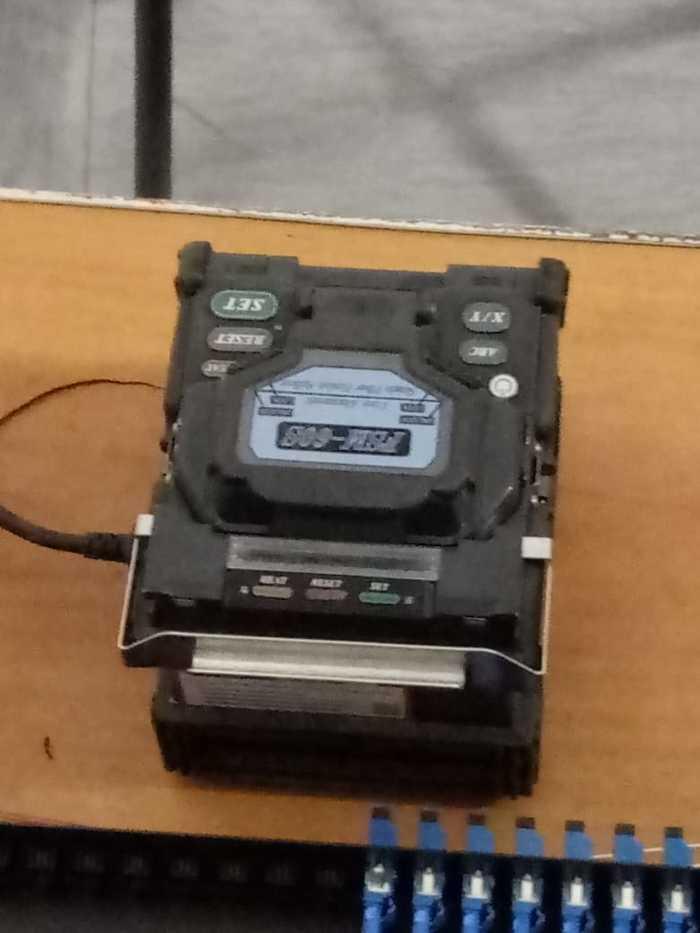 Кросс (оптический) AMP и его особенности ВОЛС, Связь, Длиннопост