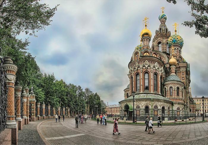 Из Ленинграда в Петербург за 55 лет 55 лет, Санкт-Петербург, Васильевский остров, Длиннопост