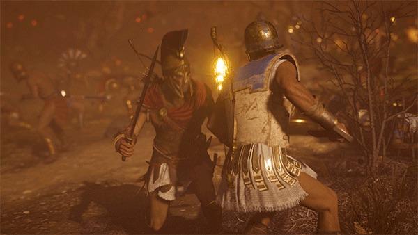 AC Odyssey гифки Assassins creed, Assassins Creed Odyssey, Гифка, Длиннопост