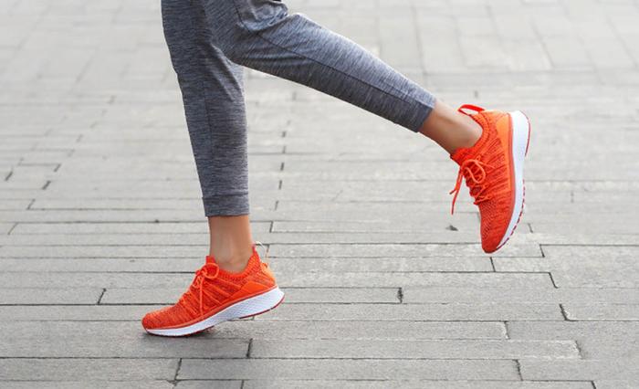 Xiaomi выпустила новые кроссовки за 2 тыс. рублей Кроссовки, Xiaomi, Бюджетно