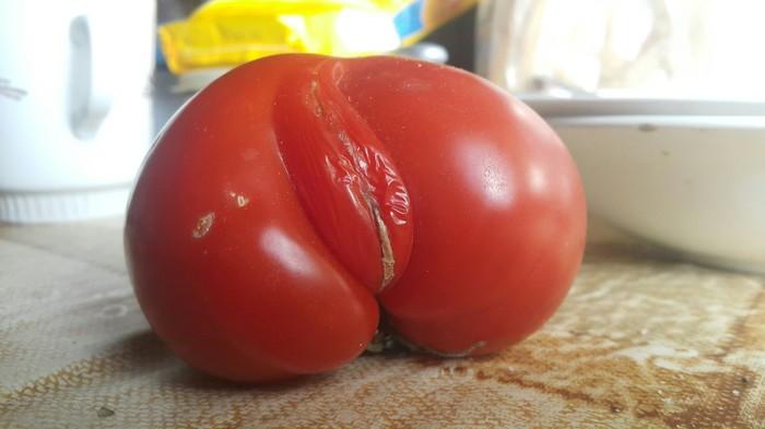 Это просто помидор! Помидор, Ассоциации, Юмор, Форма, Сходство