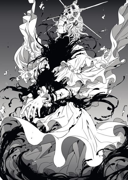 Смерть Темного Солнца Dark souls, Dark Souls 3, Dark Sun Gwyndolin, Devourer of Gods Aldrich