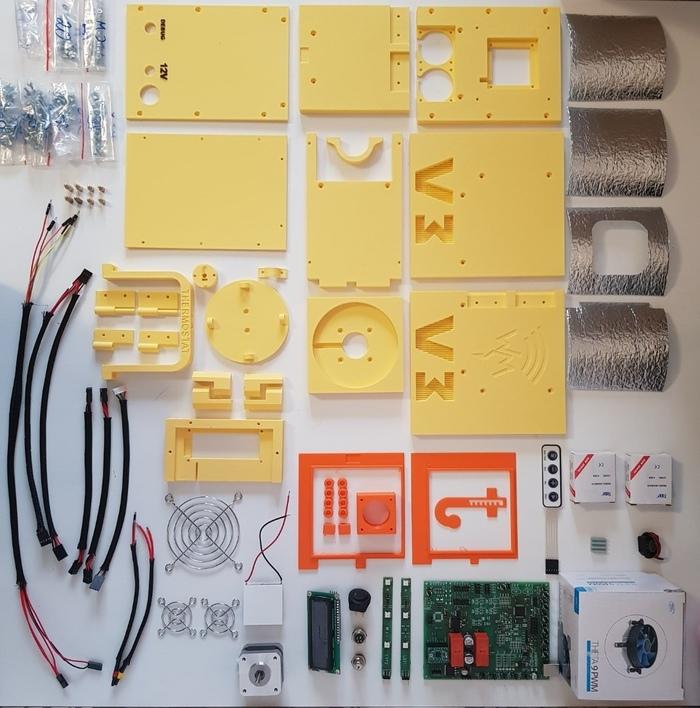 Термостат Термостат, Температура, 3D принтер, Видео, Длиннопост