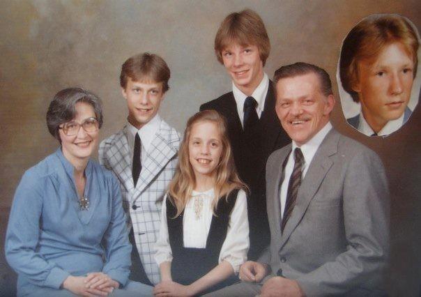 Семейные фото бывают разные. Часть 6 Семейное фото, На память, Длиннопост