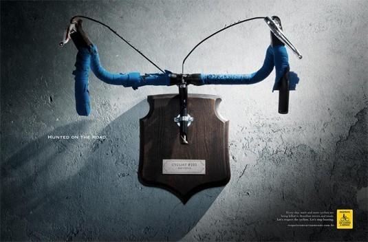 Немного хорошей рекламы реклама, может быть, хорошей, велосипед, велосипедист