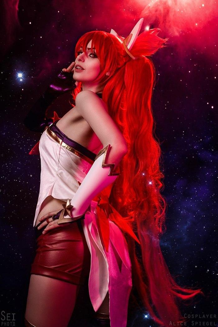 Jinx(Starguardian) - by -MightyRaccoon Косплей, Игры, Riot games, League of Legends, Jinx, Девушки, MightyRaccoon, Длиннопост