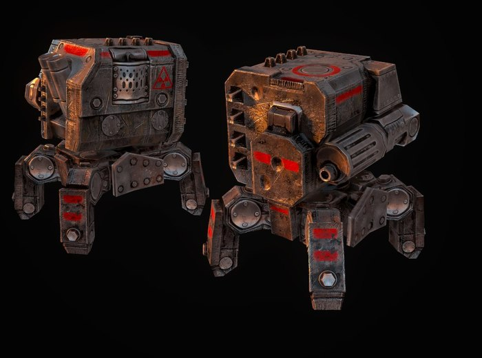 MARS 2000 Марс2000, Mars2000, Дюна, Dune II:The Battle for Arracis, Command & Conquer, Gamedev, Видео, Длиннопост