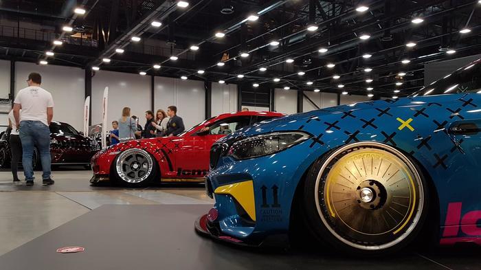 Немного фото и видео с Royal Auto Show X Авто, Выставка, Royalautoshow, Porsche, Bmw, Mazda, Mitsubishi, Видео, Длиннопост, Stance
