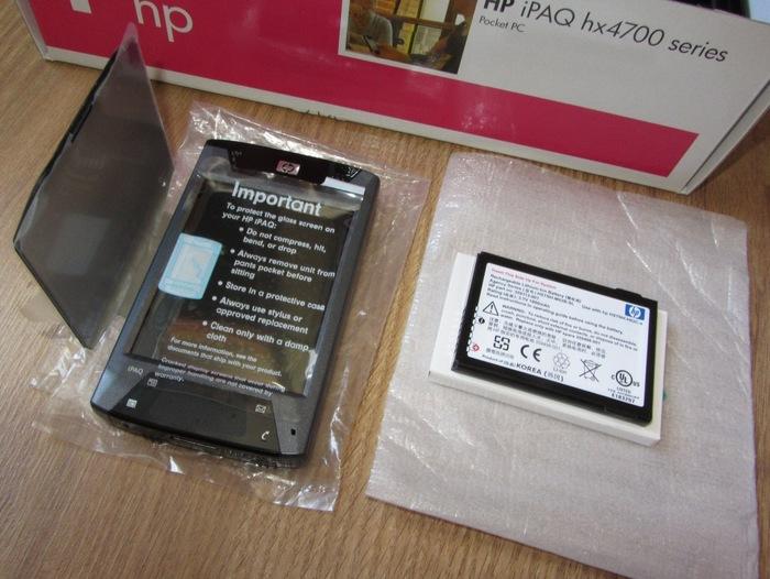 КПК 2004 года. Культовый HP IPAQ 4700 на Windows Mobile Ностальгия, Ретро, КПК, Windows Mobile, HP IPAQ, Капсула Времени, Длиннопост