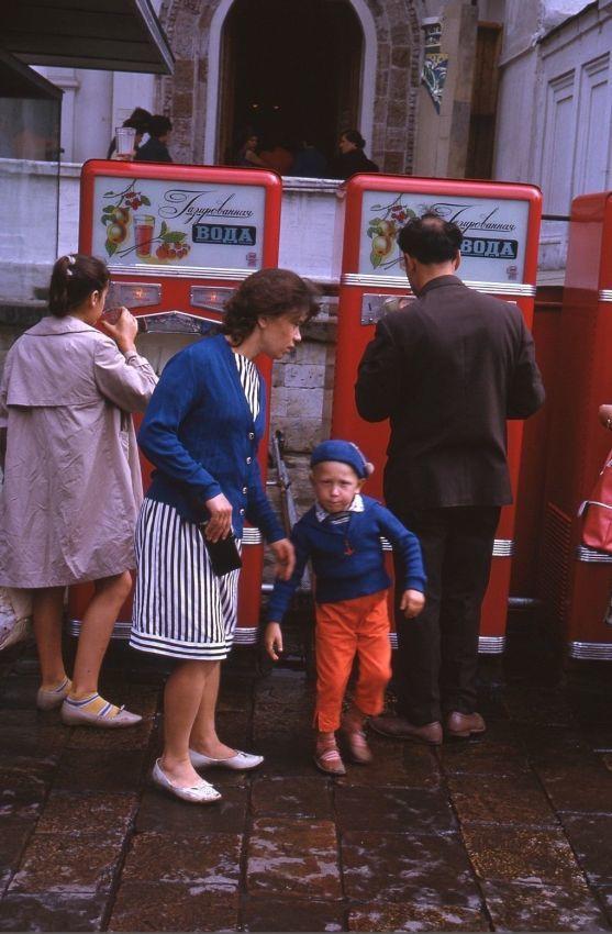 1965. Неизвестный иностранец в Москве москва, фотография, ретро, длиннопост