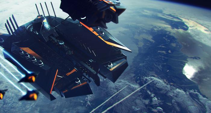 """Немного артов по """"Бесконечной вселенной"""" Endless space 2, Арт, Игры, Sci-Fi, Космос, Длиннопост"""