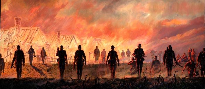 «Наше дело правое. Враг будет разбит. Победа будет за нами» Великая Отечественная война, Вторжение, Вторая мировая война, Длиннопост