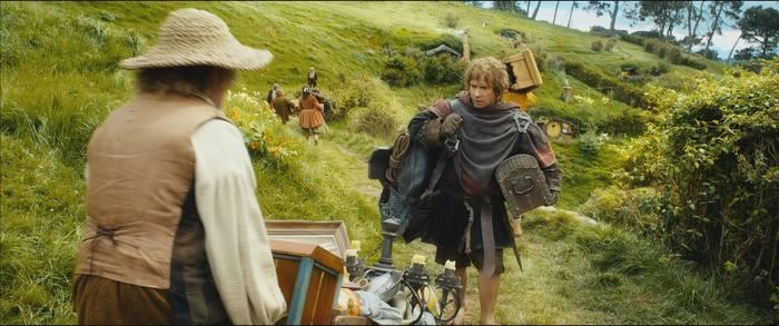 С возвращением, дорогой Бильбо! ;) Толкин, Бильбо бэггинс, Возвращение