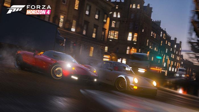 Предзагрузка игры Forza Horizon 4 стала доступна за 4 месяца до релиза. Microsoft, Microsoft Store, Forza, Forza Horizon 4, Предзагрузка, Игры
