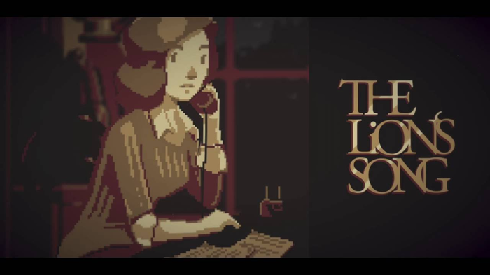 The Lion's Song: Episode 1 - Silence Халява, Steam, Pixel Graphics, Choices Matter