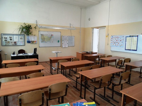 A Day in a Russian School Образование в России, Английский язык, Лиса, Длиннопост