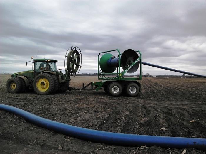 Технология утилизации навоза на промышленных свинокомплексах в Канаде. Свиноводство, Свинья, Сельское хозяйство, Навоз, Канада, Длиннопост