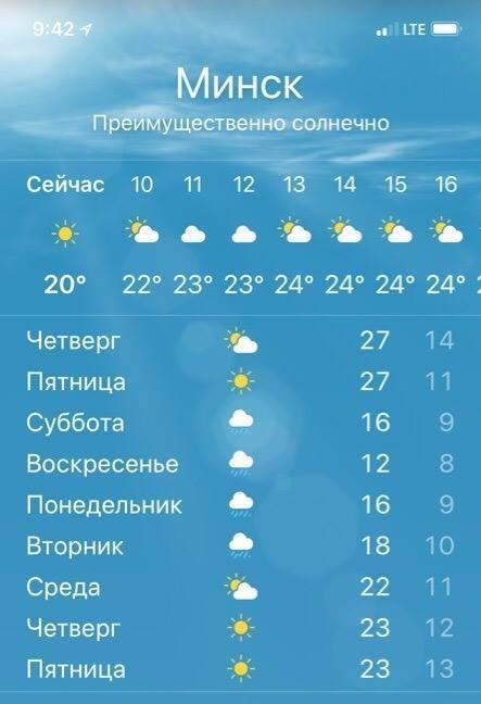 Задачка для не беларусов Беларусь, Закон подлости, Погода, Лето